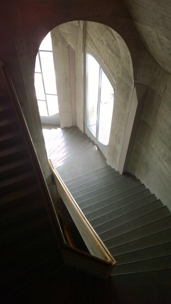 Goetheanum Treppe