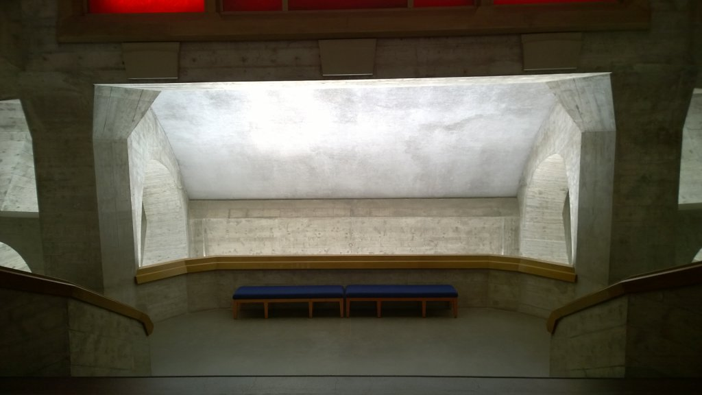 Goetheanum foyer