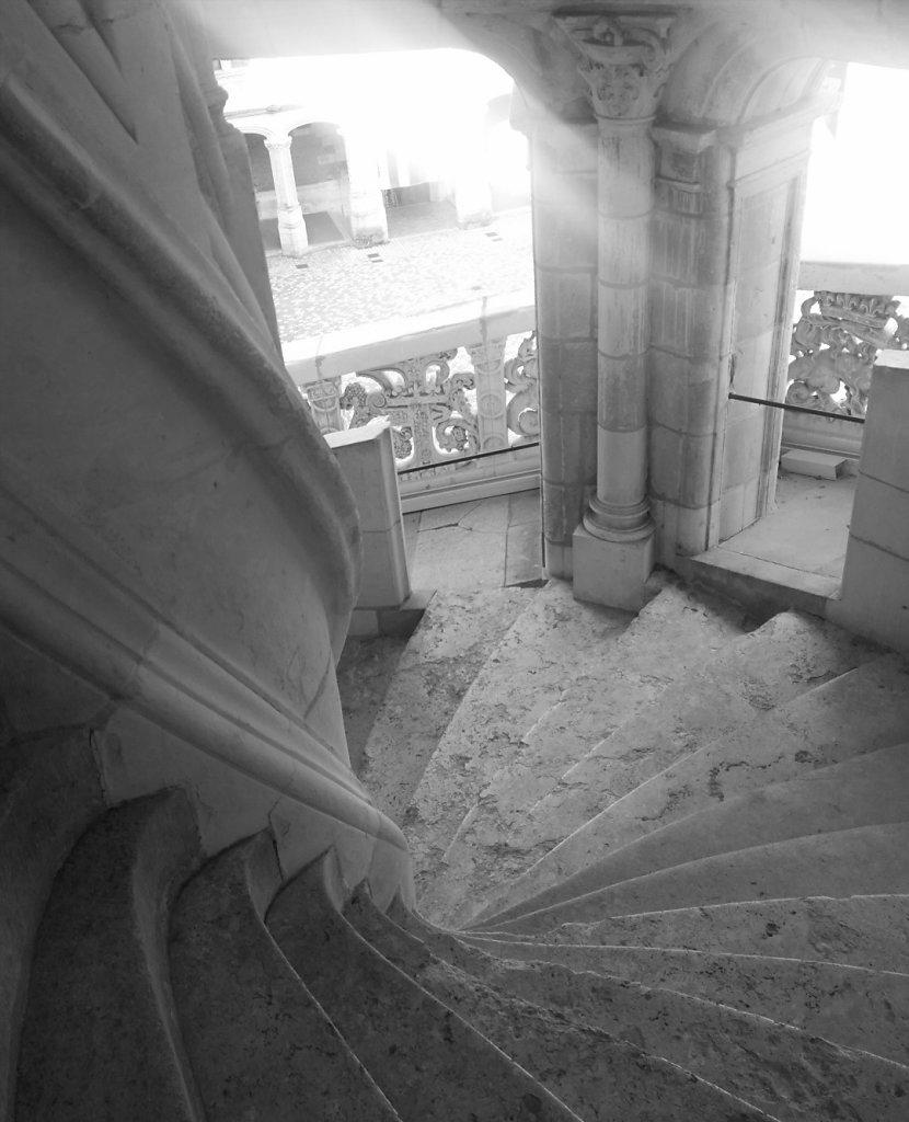 Chateau de Blois